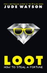 Loot diamond with sunglasses