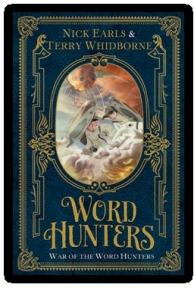 Word Hunters War of the Word Hunters twins in sky battle