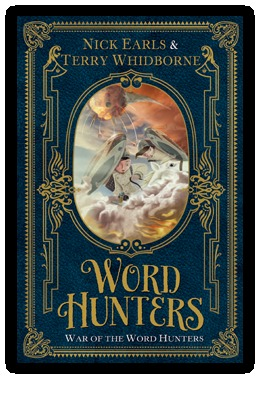 Word Hunters War of the Word Hunters twins in sky battle
